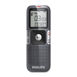 Philips Voice Tracer Digital Voice Recorder