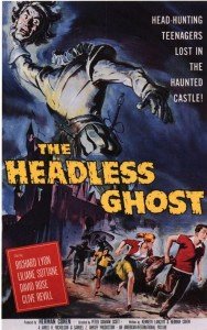 The Headless Ghost Movie Poster